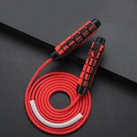 Jump Ropes 7 Mm Wire Rope Skipping Boxing Workout Weight Sports Accessories For Exercising Training