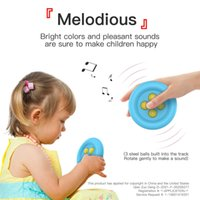 Fashion Children's Pioneer Circle High-speed Bead Fidget Poo-it Finger Fun Puzzle Decompression Toy Push Pop Bubbles Anti Stress Relief Board G78C356