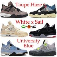 Beyaz X Yelken Bred Noir Erkekler Basketbol Ayakkabı Guava Buz Mavi Erkek Moda Sneakers Ne Se Neon Black Cat Çimento Trainers