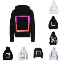 2021 Mens Hoodies Hip Hop Homens Streetwear Carta Hoodie Homem S designers Womens Com Capuz Skates Hoody High Street Pullover Sueter roupas