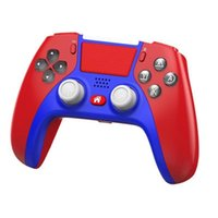 Bluetooth Wireless Controller For PS4 Ps5 Vibration Joystick Gamepad Game Handle Controllers Play Station Without Logo With Retail Box