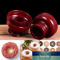 Çörek Kalıp Donut Maker Kesici Kalıp DIY Tatlı Tatlı Gıda Fırın Pişirme Çerez Kek Kalıp Pişirme Araçları Aksesuarları