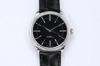 Mens Watches EW 3132 Automatic chain feeding movement sapphire glass mirror diameter 39mm*11.5mm luxury watch