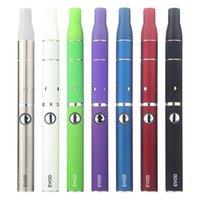 Ecig Dry herb vape starter kit Evod Battery Pen Ago Vaporizer Atomizer 650 900mah Electronic Cigarettes