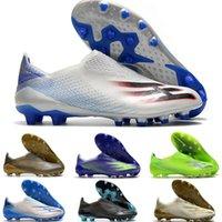Ghosted AG X19 + Scarpe da calcio Mens Stivale da calcio Stivaletti da calcio Sneaker