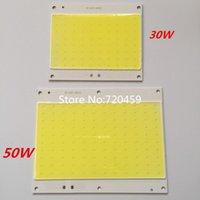 Modules DC30-33V LED High Power COB Chip Lamp Beads White 50W 100W 150W DIY Outdoor FloodLight Spotlight Light