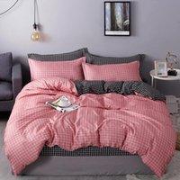 Beddengoed Sets King Size Set van Bed Linnen ... 220 x240 sprei 2 x linnen dekbedovertrek luxe beddenspreien voor matr ...