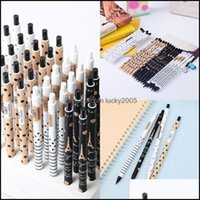 Writing Business & Industrial2Pcs Cute 0.5Mm Mechanical Pencil Matic Pen School Office Supplies Learning Stationery Painting Tools1 Ballpoin