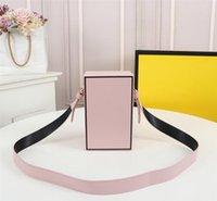 2021 디자이너 핑크 미니 가방 숙녀 럭셔리 한 숄더 메신저 가방 이브닝 드레스 클래식 패션 캐주얼 문자 장난기 스타일 2024