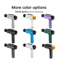 Electric Body Head Massager Muscle Massage Physiotherapy Gun Massager for Neck and Back Relaxer Gun