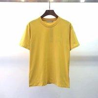Mens T-shirts Sommer Paar Kurzarm Mode-Stil T-Shirts Abzeichen Kleidung Größe M-2XL