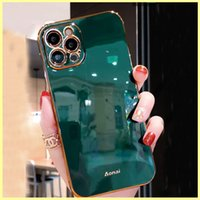 2021 Designers Phone Case Ultra-thin Silicon Iphone Cases For Iphone 12 Pro Max Mini 11 Pro Max X Xs Xr 8 SE Cover Anti-fall Case 21073106R