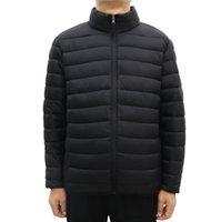 Tasarımcı erkek ceketler moda yüksek kaliteli erkek palto kış rüzgarlık ceket sıcak rahat açık fermuar kalın giyim spor giyim erkekler giyim tops