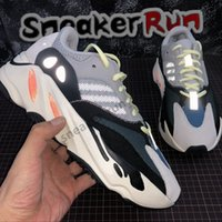 yeezy yezzy sply 350 boots shoes Top Quality 700 V2 Mens Running Shoes Srphym Teal Blue Magnet Vanta Static Inertia Reflective Tephra Solid Utility Sport Trainer Sneakers With Box