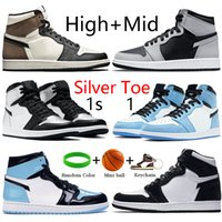 Top 1s  Basketballschuhe High Chicago Royal Bred Black Toe Reflektierende Weiß 11 11s Low Concord 45 Bred Running Sneakers Trainer