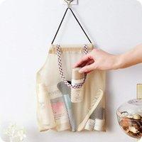 Hanging Baskets 2 Pack Reusable Storage Mesh Bag Vegetable Bags For Fruit Garlics Potatoes Onions Green Pepper Or Garbage