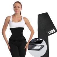 Bandes de résistance AICONL Taille Trainer Shaperwear Ceinture Femmes Minceur Tummy Wrap Cincher Corps Shaper Fajas Sangle de contrôle