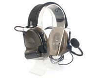 Z041 fone de ouvido tático fones de ouvido Peltor Comtac II 6ª placa de circuito 2 modos táticas fone de ouvido para walkie-talk softair