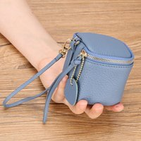 Women coin Bags Mens Wallet Men Credit Card Holder Purse Key Pouch Wallets With Box handbag FWA5791