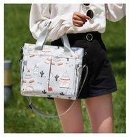 Diaper Bags Fashion Women Backpacks Nylon Baby Stroller Maternity Mommy Travel Handbag Organizer Accessories