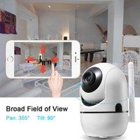 Cameras Smart 1080P WiFi Camera Home Security IP Night Vision Wireless Surveillance Wi-Fi Baby Monitor HD Mini CCTV