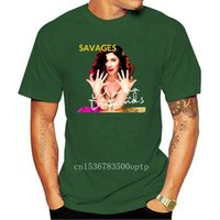 T-shirts pour hommes Visite spéciale 2021 VTG T-shirt 3Color Marina et la chemise Savages Diamonds S-3XL
