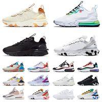 Nike React Vision React Element 55 87 270 React ENG Black Iridescent Schematic White Vast Grey Sail Bauhaus احذية رجالية   احذية رياضية رياضية   أحذية