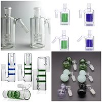 Vintage Wholesale Hookah Ash Catcher 14mm 18mm male female for Glass Bong Water Pipe Smoking Oil Dab Rig