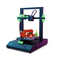 Printers 3D Printer Auto Leveling DIY Kit For Adults With Resume Printing Function Filament Detection 220*220*50mm Print Size