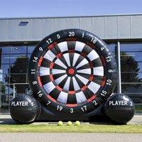 Freie türverschiebungen riesige aufblasbare fußball dart board großhandel aufblasbare fußball dart karnevals spiel