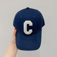 Luxury Brand Hats&Caps Baseball cap C INITIAL VALENTINE WASH Mens Women Bag Golf Hat Snapback Beanie Skull Caps Stingy B