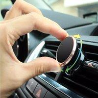 Araba Montaj Telefon Tutucu Hava Firar Manyetik Evrensel Araba Monte Cep Telefonu Tutucu Bir Adım Montaj, Takviyeli Mıknatıs Daha Kolay Güvenli Sürüş