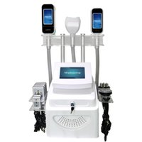 highquality 360 Cryolipolysis Body Slimming Fat Freeze Machine Cool Shaping Vacuum Liposuction Ultrasonic Cavitation RF Lipo Laser Equipment