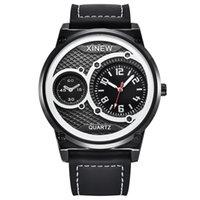 Nuovo orologio da cintura per il quarzo più venduto da uomo