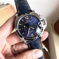 Relojes de pulsera Hombres de alta gama Mecánico Tourbillon Reloj de pulsera Pan de alta calidad Todos los relojes de acero inoxidable