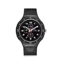 손목 시계 Relogio Masculinot V6 남자 시계 미니멀리스트 디지털 방수 쿼츠 남성 스포츠 실리카 젤 밴드 릴로 츠