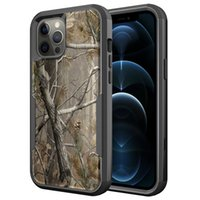 Camo Heavy Duty Phone Cases For iPhone 12 Pro Mini 11 Xs Max XR X 6 6S 7 8 Plus Defender Shockproof Rugged Hybrid Armor Galaxy S21 Ultra Cover
