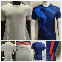 Version du joueur 20 21 Amérique États-Unis Accueil Jersey de football 2021 2022 Dempsey Bradley Altidore Wood Hommes Football Shirt Uniforme