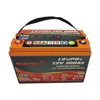 12.8V100Ah lithium lifepo4 RV battery packs