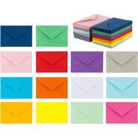 Мини-бумага конверт ремесло бумажные карточки конверт открытки свадебный подарок подарок пригласительный конверт офис канцелярские бумажные пакет HWD8632