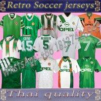 레트로 빈티지 1988 1990 1992 1994 1995 1996 아일랜드 축구 유니폼 아일랜드 축구 셔츠 National 90 월드컵 북부 아일랜드 1993 키트