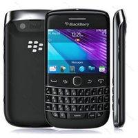 تم تجديد الهواتف الأصلية BlackBerry 9700 QWERTY لوحة المفاتيح 3.2MP GPS WIFI 3G HSDPA الهاتف الخليوي المحمول