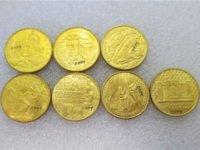 1998 Polacco Nordic 2 ZL Coins Copy