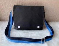 Classic men's messenger bag sacoche bag M41213 Luxury Classic bag leather women's handbag Designer luxur shoulder bags