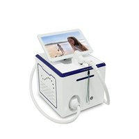 2022 New design portable laser hair removal machine soprano 808nm diode for home use