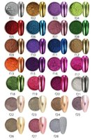 27pcs set Condensed Solid Nail Art Decoration DIY Party Gel ...