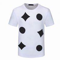 Casual Hommes T-shirts pour hommes Mode de chemise avec lettres Été Summer manches courtes Homme T-shirt Vêtements Asiatique Taille M-XXXL Y58