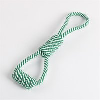 Pets Gnaw Weave Dog Toys Bite Resistant Molar Tooth Pet Supplies Cotton Rope Chews Plaything 3pcs A Set 7 5bm E2
