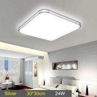 Ceiling Down Light Lamp 24W Square Energy Saving For Bedroom Living Room SCVD889 Lights