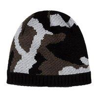 الرجال النساء أزياء الشتاء الدافئ قبعة محبوك امرأة بيني قصيرة مضلع البطيخ للجنسين الترفيه الملحقات القبعات في الهواء الطلق